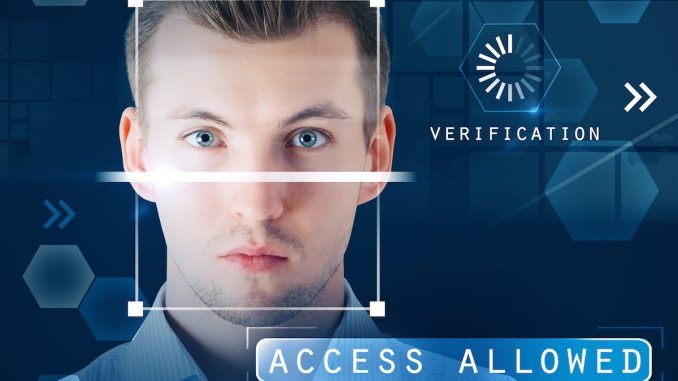 Authentication and access allowed concept