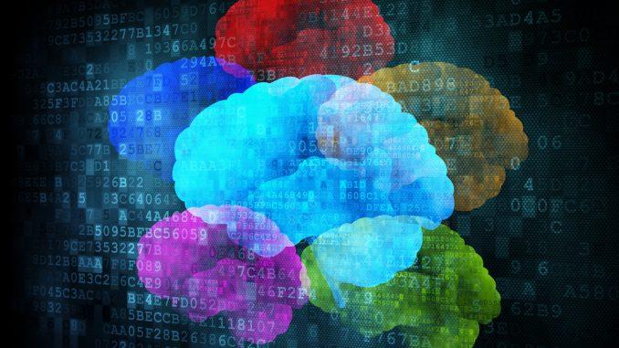 Brainstorm on digital screen